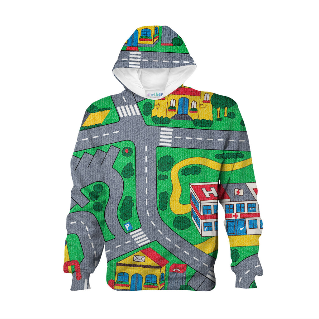 Youth Hoodies - Carpet Track Youth Hoodie