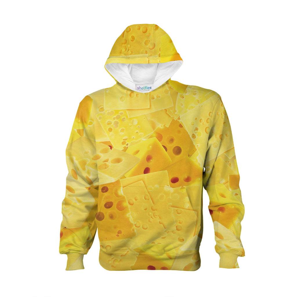 Youth Hoodies - Cheezy Youth Hoodie