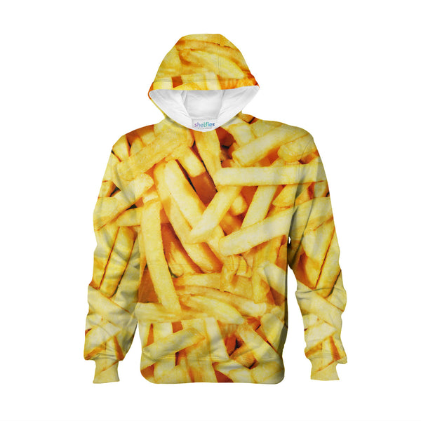 Youth Hoodies - French Fries Youth Hoodie