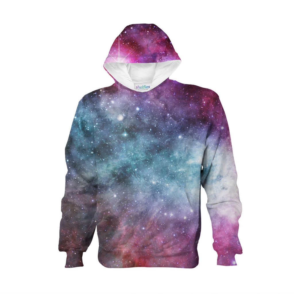 Youth Hoodies - Galaxy Love Youth Hoodie