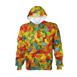 Youth Hoodies - Gummy Bears Youth Hoodie