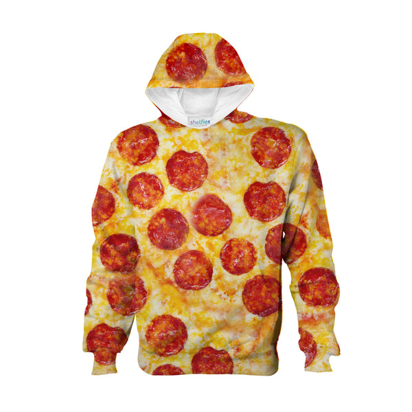 Youth Hoodies - Party Pizza Youth Hoodie