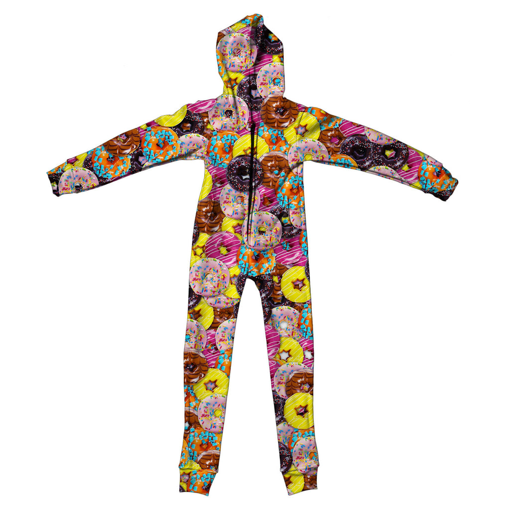 Youth Jumpsuits - Donuts Youth Jumpsuit