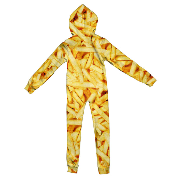 Youth Jumpsuits - French Fries Youth Jumpsuit
