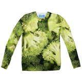 Youth Sweaters - Broccoli Youth Sweater