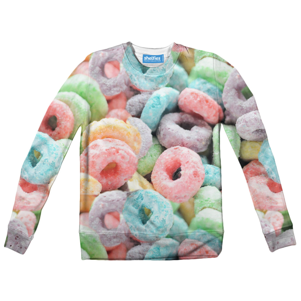 Youth Sweaters - Cereal Youth Sweater