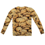 Cookies Invasion Youth Sweater-Shelfies-2T-| All-Over-Print Everywhere - Designed to Make You Smile