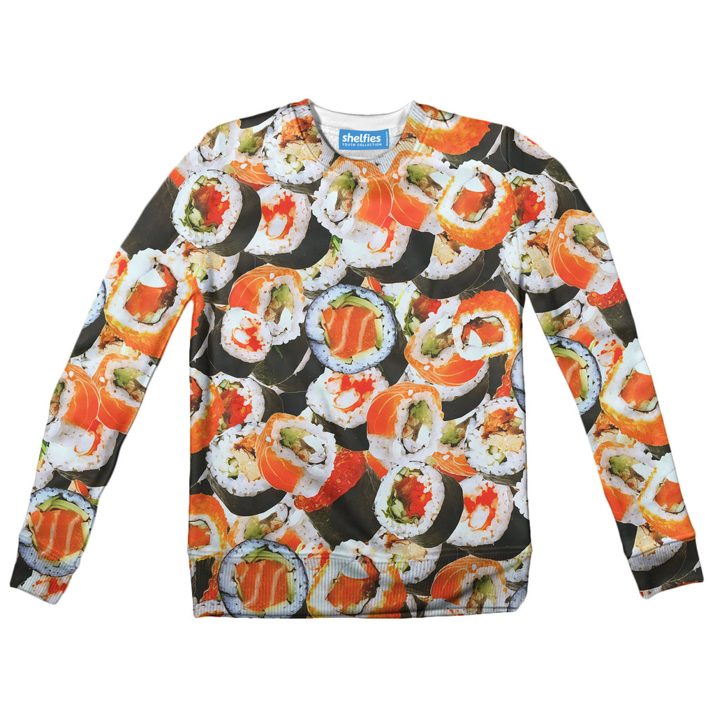 Youth Sweaters - Sushi Invasion Youth Sweater