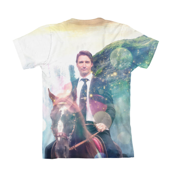 Youth T-Shirts - Dreamy Trudeau Youth T-Shirt