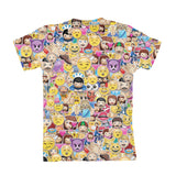 Youth T-Shirts - Emoji Invasion Youth T-Shirt
