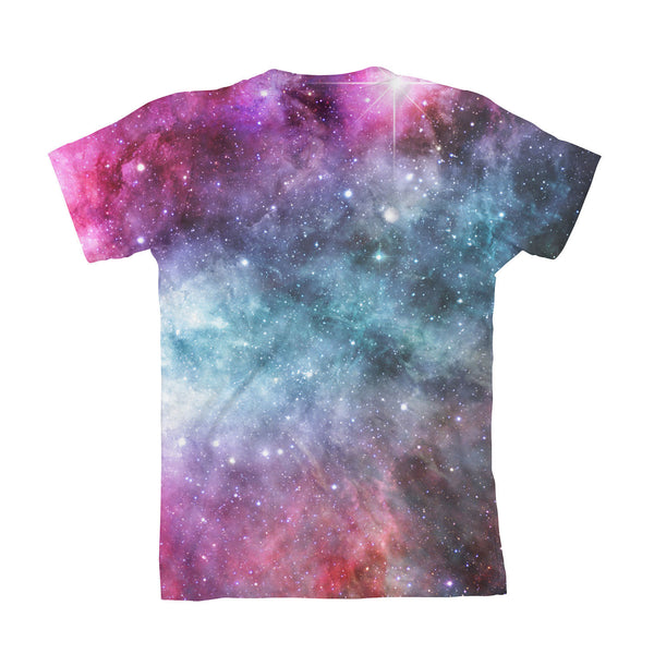 Galaxy Love Youth T-Shirt-kite.ly-| All-Over-Print Everywhere - Designed to Make You Smile