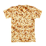 Ramen Invasion Youth T-Shirt-kite.ly-| All-Over-Print Everywhere - Designed to Make You Smile