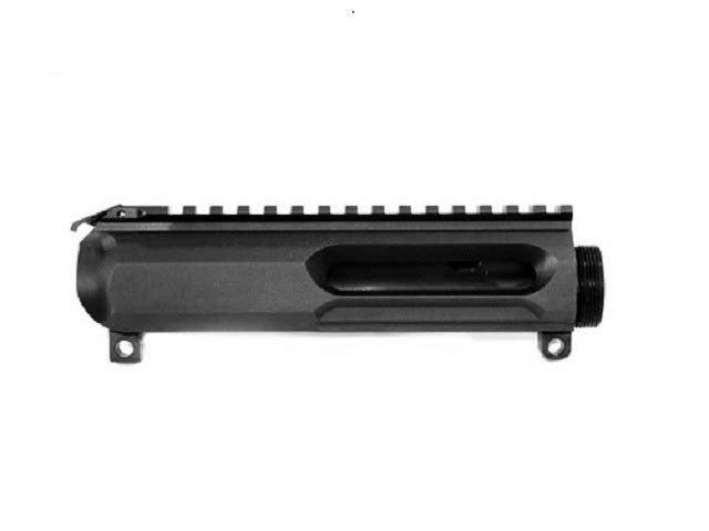 New Frontier Side Charging Stripped Billet Upper Receiver AR 9mm