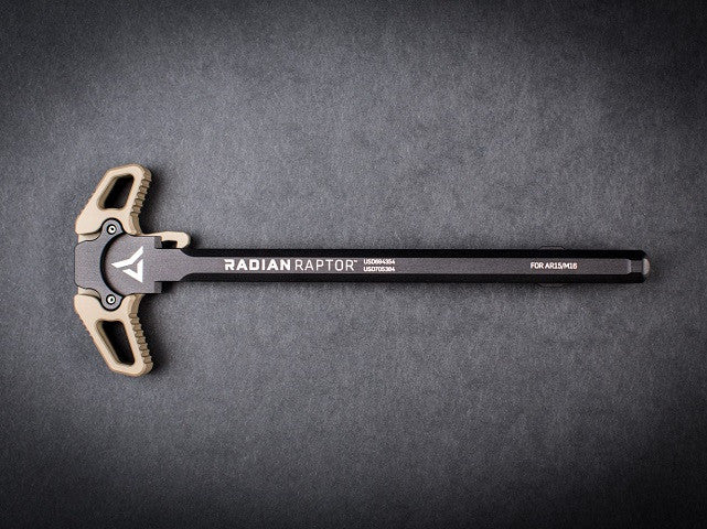 RADIAN Raptor™ FDE Ambidextrous Charging Handle