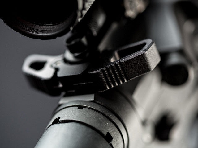 RADIAN Silencer-Optimized Raptor-SD™ Ambidextrous Charging Handle AR15 AR10