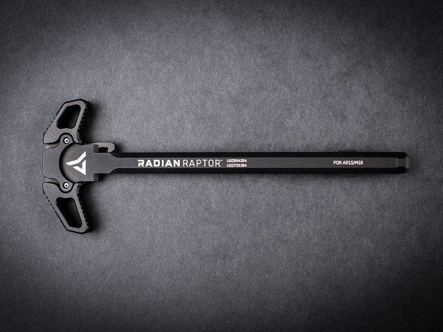 RADIAN Raptor™ Black  AR10 7.62/.308  Ambidextrous Charging Handle