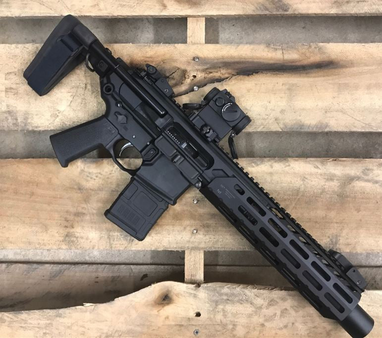"Midwest Industries Sig Rattler 10.0"" Suppresser Compatible Handguard M-LOK™ Compatible"