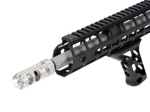 Rainier Arms XTC 2.0 Tactical Compensator Stainless
