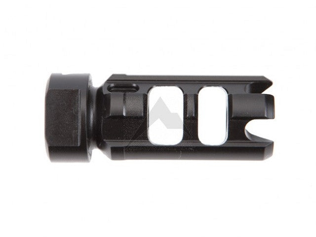 Rainier Arms XTC 2.0 Tactical Compensator Black