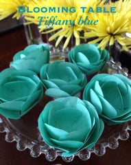 Tiffany Blue Truffle Wrappers
