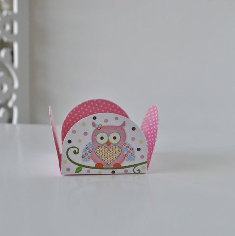 Little Owl Sweet Box