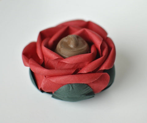 Clara Red Truffle Wrapper