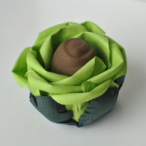 Clara Green Truffle Wrapper