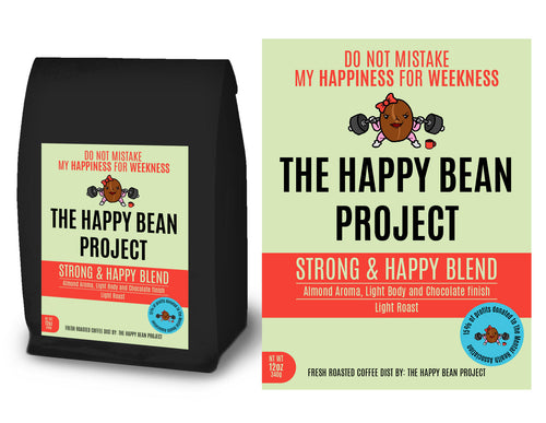 Strong and Happy Light Blend Grounds