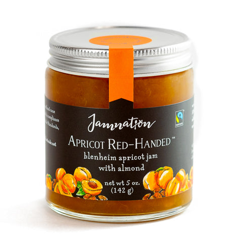 Jamnation, 'Apricot Red-Handed' Jam with Almond