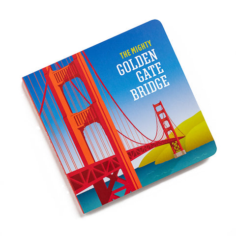 Golden Gate National Parks Conservancy, The Mighty Golden Gate Bridge Board Book