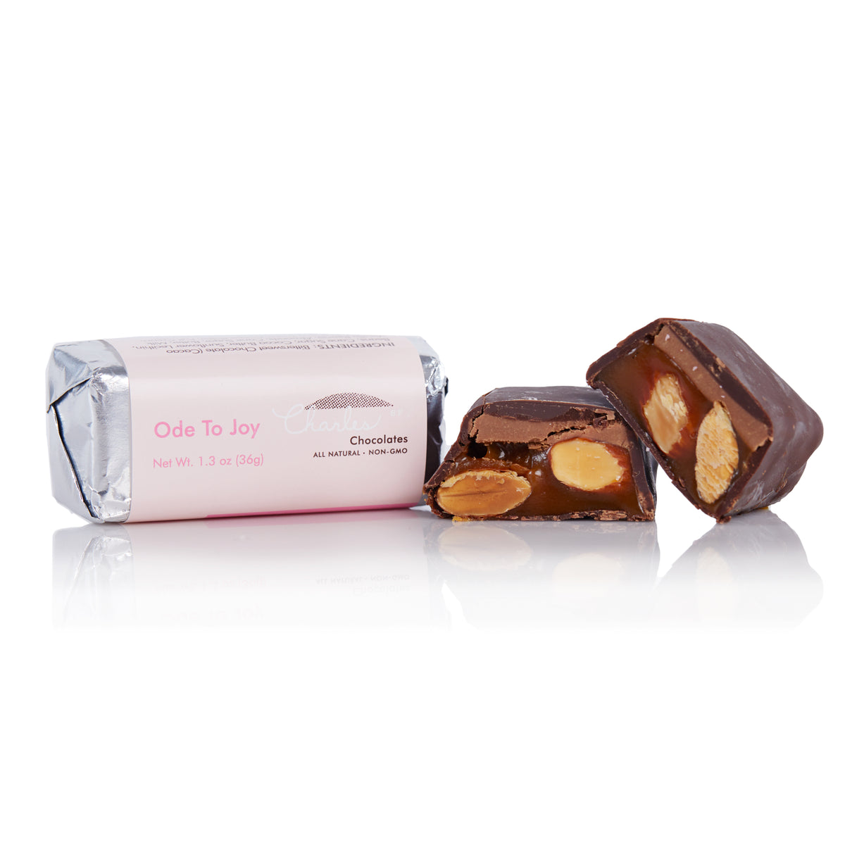 Charles Chocolates, Ode to Joy Mini Bar