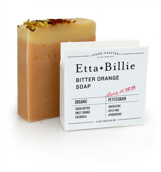 Etta + Billie, Bitter Orange Soap