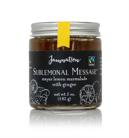 Jamnation, 'Sublemonal Message' Meyer Lemon Marmalade