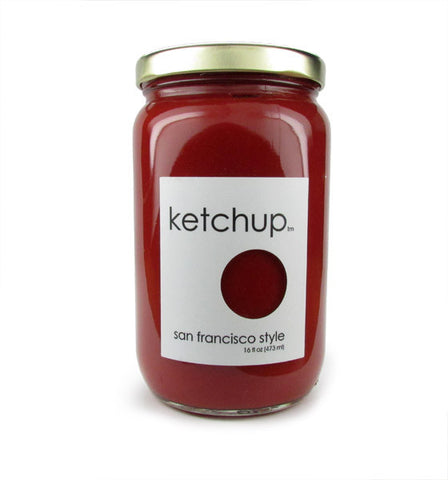 We Love Jam, San Francisco Style Ketchup