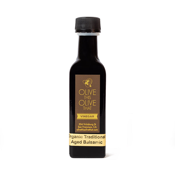 Olive This Olive That, Mini California Organic Balsamic Vinegar 3oz