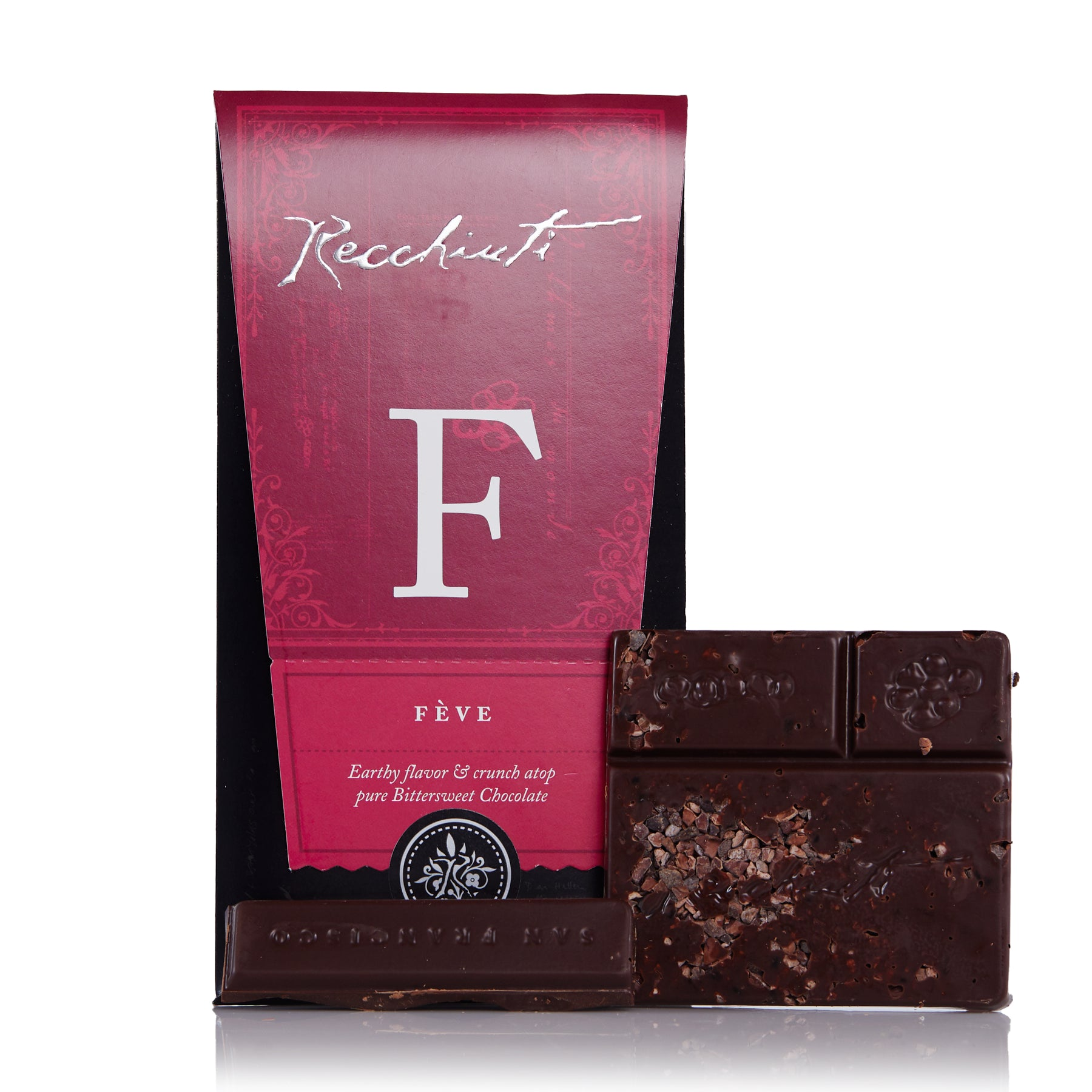 Recchiuti, Feve Dark Chocolate Bar