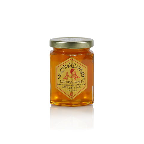 Marshall Farms, The Fairmount Nob Hill 8oz Honey