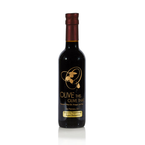 Olive This Olive That, Organic Balsamic Vinegar