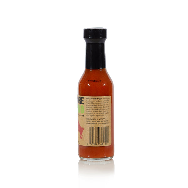 Omnivore by Angelo Garro, Vulcano Ginger Hot Sauce