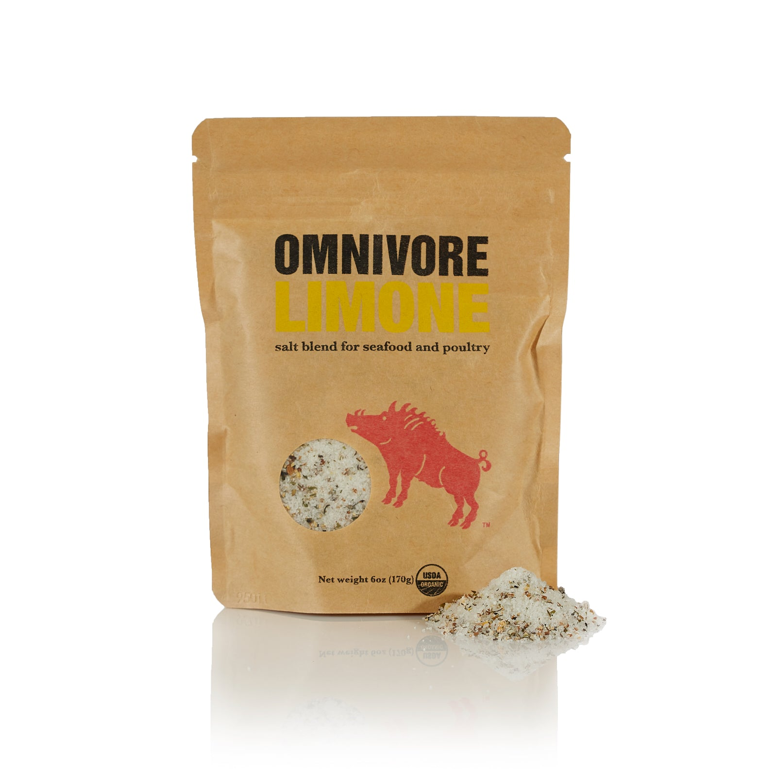 Omnivore by Angelo Garro, Limone Salt Blend