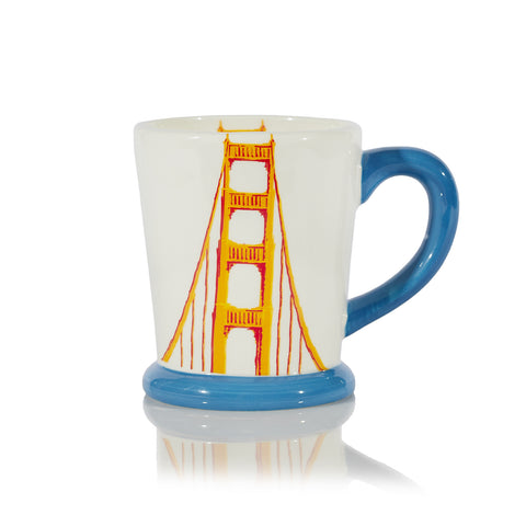 SF Mercantile, Golden Gate Bridge Mug