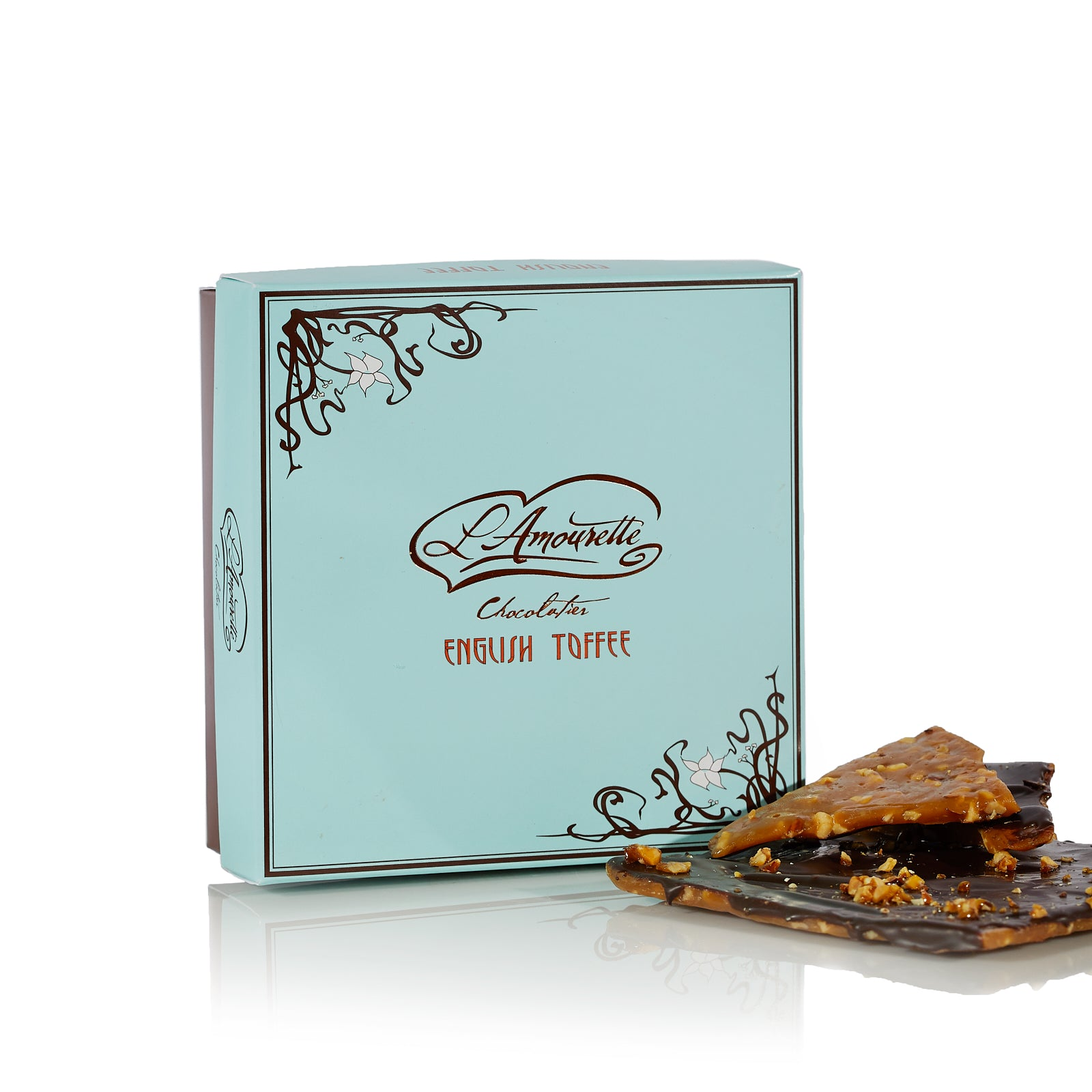 L'Amourette, Chocolate English Toffee Box