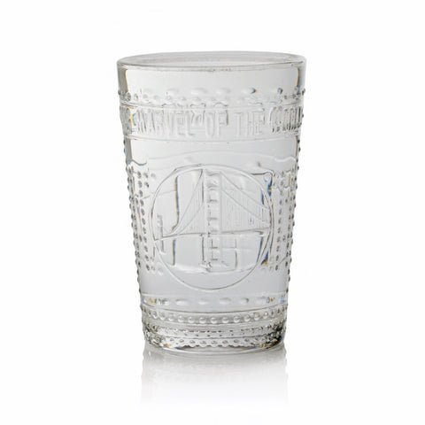 Golden Gate National Parks Conservancy, Golden Gate Bridge Drinking Glass