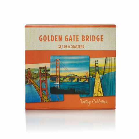 Golden Gate National Parks Conservancy, Golden Gate Bridge Coaster Set