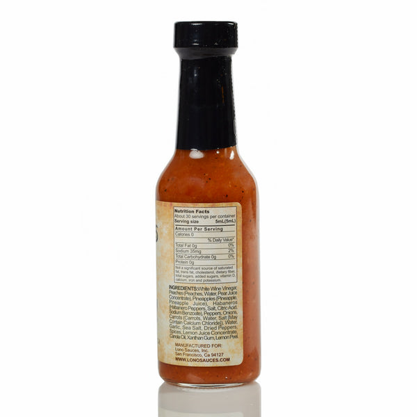 Lono Sauces, Habanero Hot Sauce