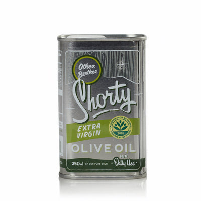 "Other Brother, ""Shorty"" Extra Virgin Olive Oil"
