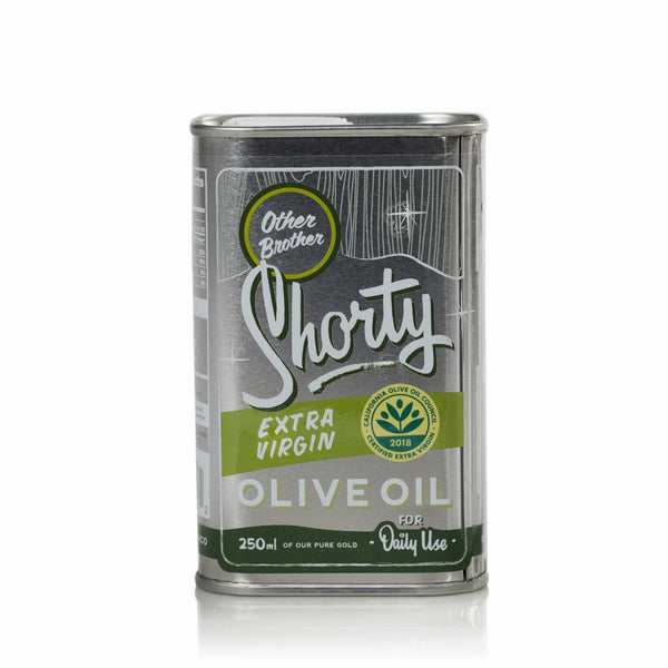 Other Brother, Shorty Extra Virgin Olive Oil