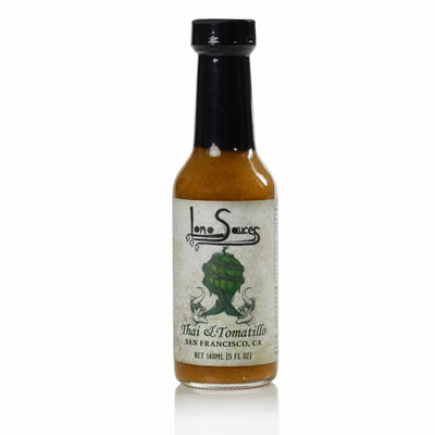 Lono Sauces, Thai & Tomatillo Hot Sauce