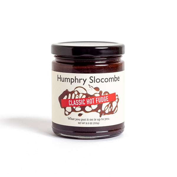 Humphry Slocombe, Classic Hot Fudge
