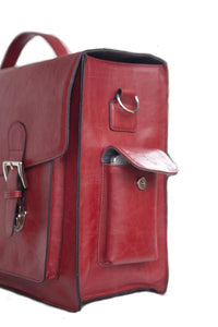 Locho Satchel | Red